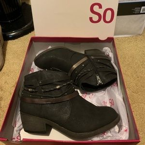 Brand New So Booties